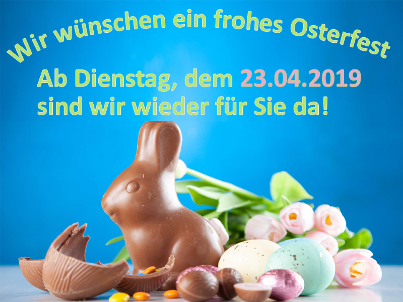 Osterbanner 2019